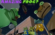 Amazing Frog Version 1.3 The Hopping Dead
