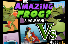 Don't wanna be indie, at Fayju we want to make 'Big Ass' games with Amazing Frogs inside.